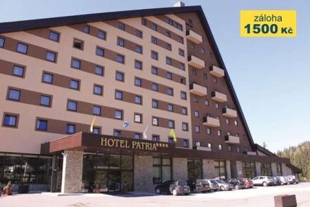 Hotel Patria - v červnu
