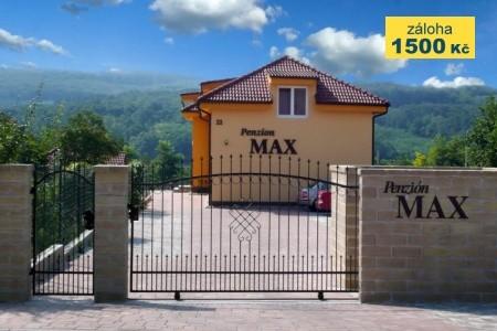 Penzion Max, Podhájska