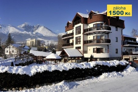 Tatranská Lomnica - Resort Beatrice