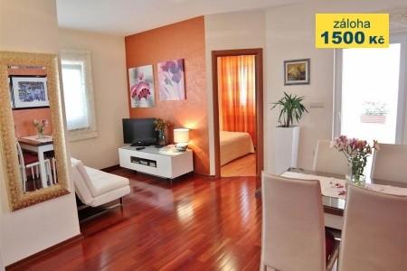 Apartment Gaga / One Bedroom / Balcony - v březnu
