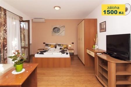 Apartments Cvek - jarní dovolená