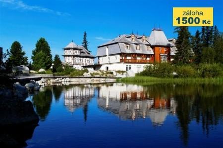 Hotel Solisko - v září
