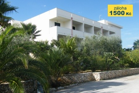 Hotel Pellegrino Palace S Bazénem - 2020