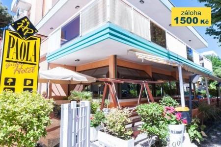 Hotel Paola Garden - zájezdy