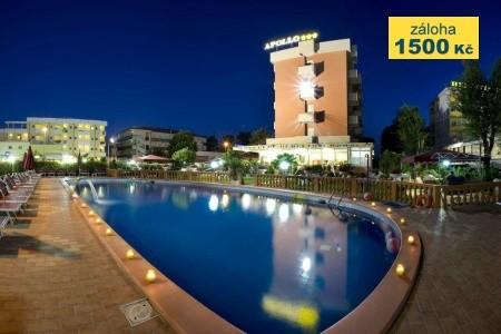 Hotel Apollo S Bazénem