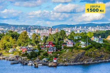 To Nejlepší Z Osla + Příroda Oblasti Nordmarka (Le - v září
