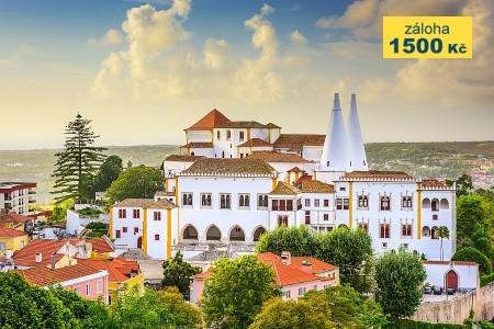 To nejlepší z Lisabonu + STŘEDNÍ PORTUGALSKO (letecky z Prah - poznávací zájezdy