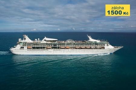 Usa, Mexiko Z Galvestonu Na Lodi Enchantment Of The Seas - 393864285