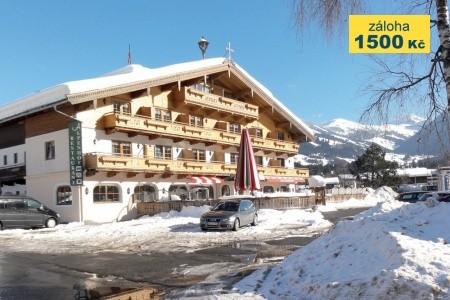 Hotel Alpenhof, Kitzbühel - jarní dovolená