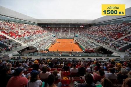 Tenis Mutua Madrid Open 2019 3.kolo