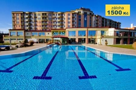 Hotel Karos Spa - v září