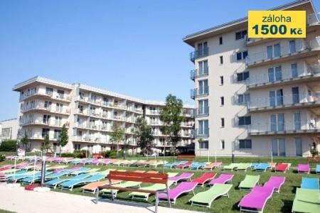 Velence Resort & Spa - v srpnu
