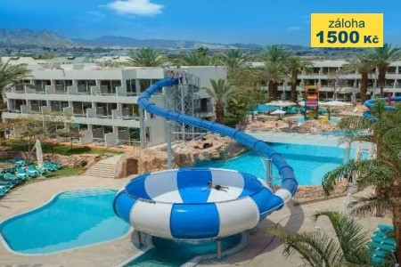 Leonardo Club, Eilat, Rudé Moře All Inclusive