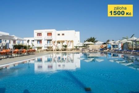 Bouradanis Village Hotel - Last Minute a dovolená
