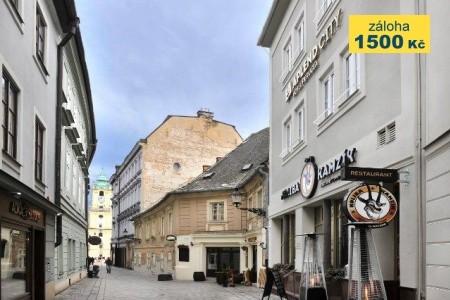 Hotel Perugia Bratislava - Víkend - v květnu