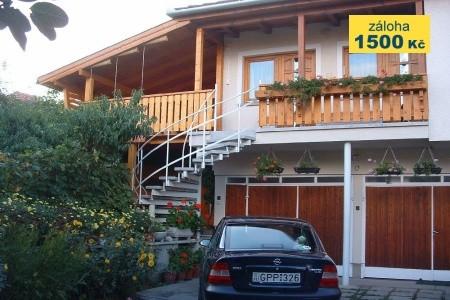 Apartmány Napfény - ubytování v soukromí
