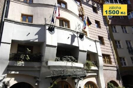 Hotel Sissi - v červnu