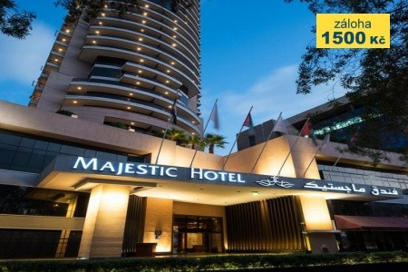Majestic Tower Hotel Dubai