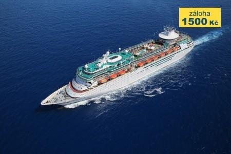 Usa, Kajmanské Ostrovy, Kuba Z Miami Na Lodi Empress Of The Seas - 393907893