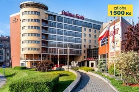 Qubus Hotel Kraków Snídaně First Minute