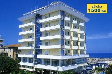 Hotel Imperial Beach - na pláži