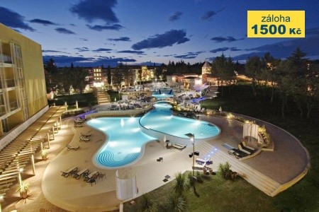 Hotel Sol Garden Istra For Plava Laguna - Last Minute a dovolená