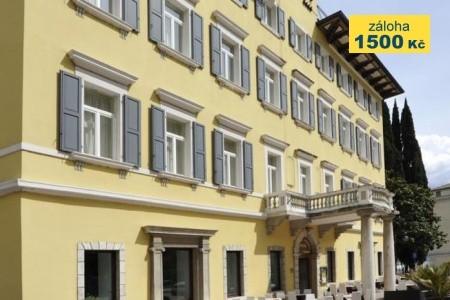 Grand Hotel Riva - v říjnu