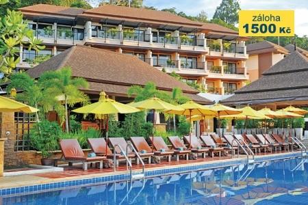 Hotel Aonang Cliff Beach Resort