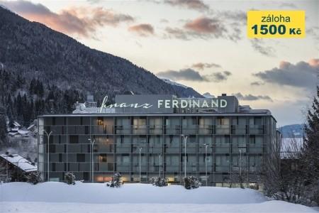 Franz Ferdinand Mountain Resort - hotel