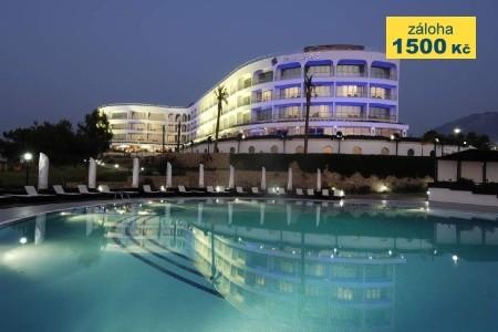 Malpas Hotel - letní dovolená u moře