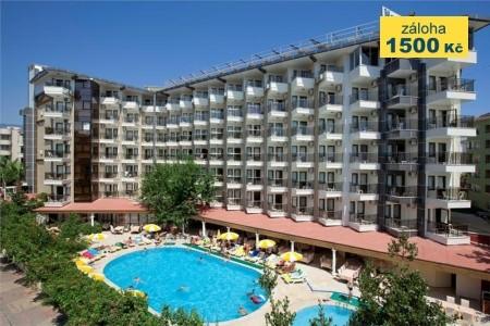 Monte Carlo Hotel, Turecko, Turecká riviéra