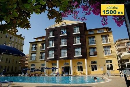 Sevkibey Hotel, Turecko, Turecká riviéra