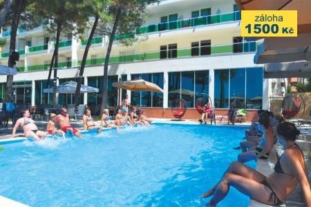 Ibiza - letecky