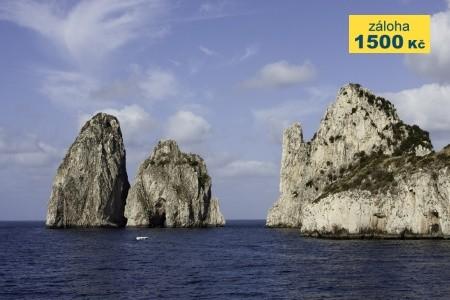 Capri 2020 - Dovolená Capri levně