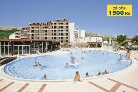 Hotel Corinthia Baska - polopenze