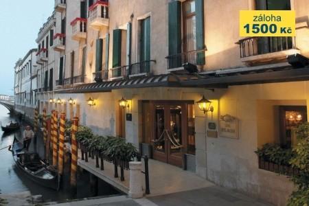 Baglioni Hotel Luna - v červenci