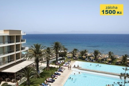 The Ixian Grand (Adults Only 16+), Řecko, Rhodos