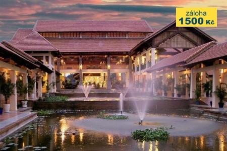 Pandanus Resort Mui Ne Polopenze