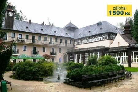 Lázně Velké Losiny - hotel