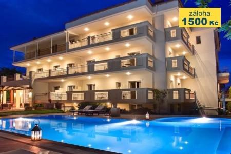 Hotel Electra - v září