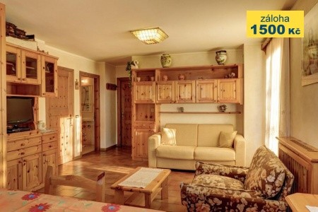 Apartmány Casa Living Fabrizio - Free Ski