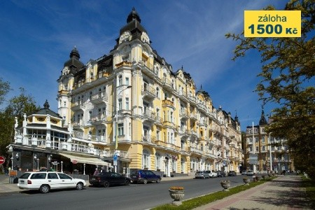 Spa Hotel Palace Zvon - hotel