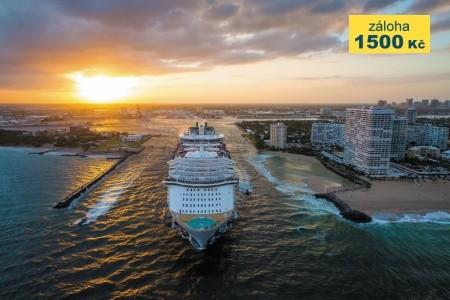 Usa, Mexiko, Honduras Z Miami Na Lodi Symphony Of The Seas - 393865298