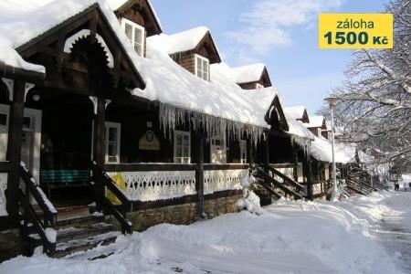 Hotel Švýcarské Domky - letní dovolená