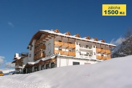 Hotel Cristallo - Passo San Pelegrino / Moena - Last Minute a dovolená