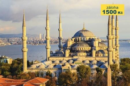 To Nejlepší Z Istanbulu 55+ (Letecky Z Prahy)