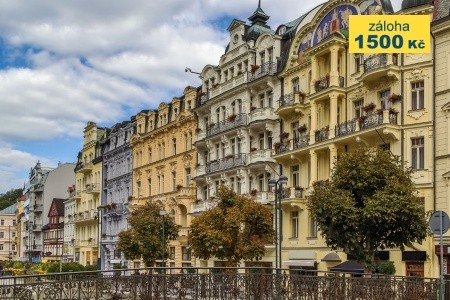 Astoria Hotel & Medical Spa - Karlovy Vary - hotel