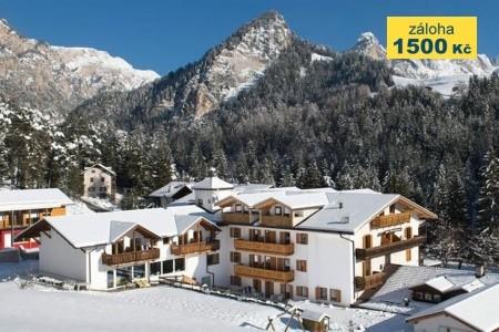 Hotel Weisslahnbad S Bazénem Pig- St. Cipriano/tires