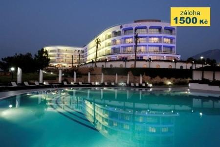Malpas Hotel - v červenci