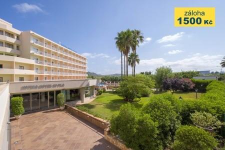 Invisa Hotel Es Pla - v říjnu